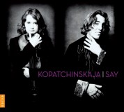Fazıl Say, Patricia Kopatchinskaja: Beethoven, Ravel, Bartok, Say - CD