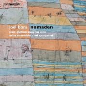 Jean-Guihen Queyras, Ed Spanjaard, Atlas Ensemble: Joël Bons: Nomaden - SACD