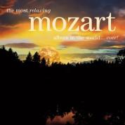 Çeşitli Sanatçılar: Most Relaxing Mozart Album - CD
