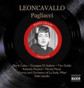 Leoncavallo: Pagliacci (Callas, Di Stefano, Serafin) (1954) - CD