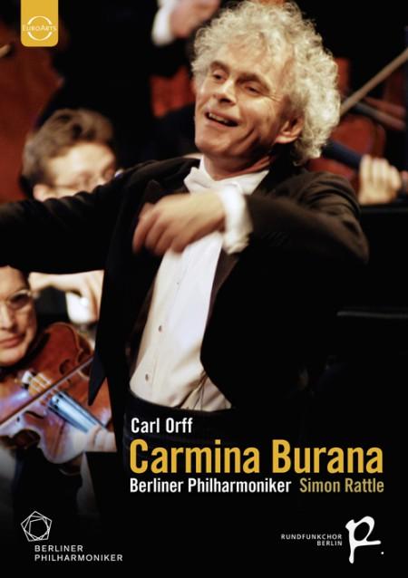 Sally Matthews, Lawrence Brownlee, Christian Gerhaher, Berliner Philharmoniker, Sir Simon Rattle: Orff: Carmina Burana - DVD