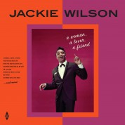 Jackie Wilson: A Woman, A Lover, A Friend (Limited-Edition +2 Bonus Tracks) - Plak