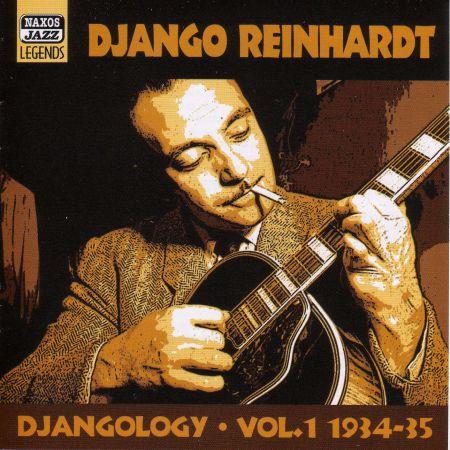 Reinhardt, Django: Djangology (1934-1935) - CD