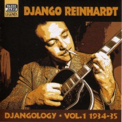 Reinhardt, Django: Djangology (1934-1935) - CD