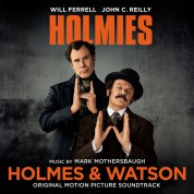 Mark Mothersbaugh: Holmes & Watson - Plak