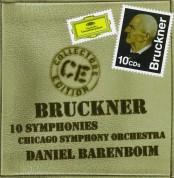 Daniel Barenboim, Chicago Symphony Orchestra: Bruckner: 10 Symphonies - CD