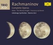 Rachmaninov: The Operas - CD