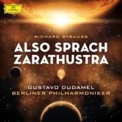 Berliner Philharmoniker, Gustavo Dudamel: Strauss, R: Also Sprach Zarathustra - CD