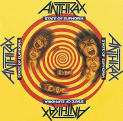 Anthrax: State Of Euphoria (30th Anniversary Edition) - Plak