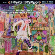 Pierre Monteux, Boston Symphony Orchestra: Stravinsky: Petruschka - Plak