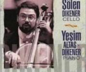Şölen Dikener, Yeşim Altaş-Dikener: Solen Dikener and Yesim Altas-Dikener - CD