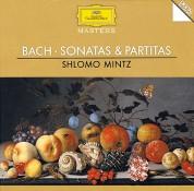 Shlomo Mintz: Bach, J.S.: Sonaten Und Partiten - CD