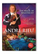 André Rieu, Johann Strauss Orchestra: The Magic Of Maastricht - DVD