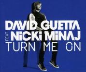 David Guetta: Turn Me On Ft. Nicki Minaj - CD