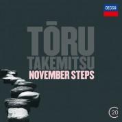 Nobuko Imai, Roger Woodward, Saito Kinen Orchestra, Seiji Ozawa: Takemitsu: November Steps - CD