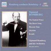 Romberg: Romberg Conducts Romberg, Vol.  1 (1945-1951) - CD