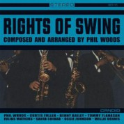 Phil Woods: Rights Of Swing - Plak
