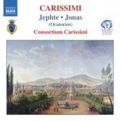 Carissimi: Jephte / Jonas - CD
