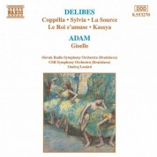 Delibes / Adam: Ballet Favourites - CD