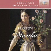 Erna Berger, Peter Anders, Josef Greindl, Chor der Staatsoper Berlin, Staatskapelle Berlin, Johannes Schüler: Flotow: Martha - CD