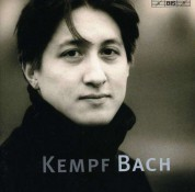 Freddy Kempf: Kempf - Bach - CD