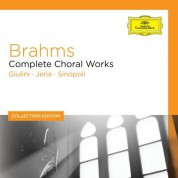 Brahms: Complete Choral Works - CD