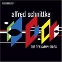 Çeşitli Sanatçılar: Schnittke: The Ten Symphonies - CD