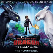 John Powell: How To Train Your Dragon 3 - Plak