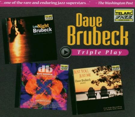 Dave Brubeck: Triple Play - CD