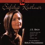 Sefika Kutluer: Bach - CD