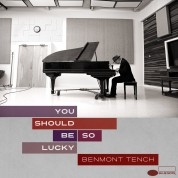 Benmont Tench: You Should Be So Lucky - CD