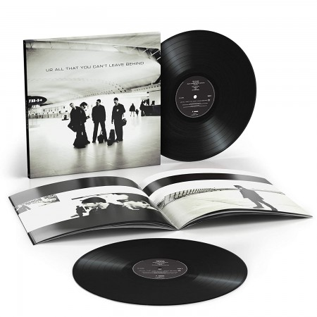 U2: All That You Can't Leave Behind (20th Anniversary) - Plak