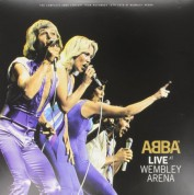 Abba: Live At Wembley Arena - Plak