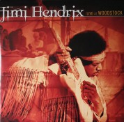 Jimi Hendrix: Live At Woodstock - Plak