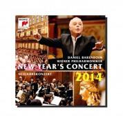 Daniel Barenboim, Wiener Philharmoniker: New Year's Concert 2014 - CD