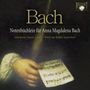 Pieter-Jan Belder, Johannete Zomer: J.S. Bach: Notenbuchlein für Anna Magdalena Bach - CD