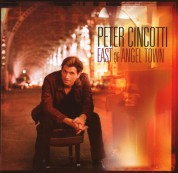 Peter Cincotti: East Of Angel Town - CD
