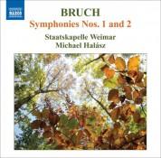 Michael Halász: Bruch: Symphonies Nos. 1 and 2 - CD