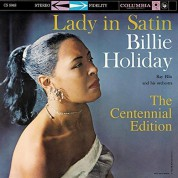 Billie Holiday: Lady in Satin: The Centennial Edition - CD
