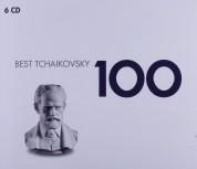 Çeşitli Sanatçılar: 100 Best Tchaikovsky - CD