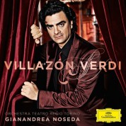 Mojca Erdmann, Gianandrea Noseda, Vincente Ombuena, Orchestra del Teatro Regio di Torino: Rolando Villazón - Verdi - CD