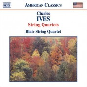 Blair Quartet: Ives: String Quartets Nos. 1 and 2 - CD