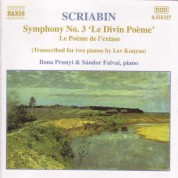 Scriabin: Symphony No. 3 / Le Poeme De L'Extase (Piano Transcriptions) - CD
