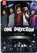 One Direction: Up All Night: The Live Tour - DVD