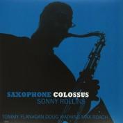 Sonny Rollins: Saxophone Colossus - Plak