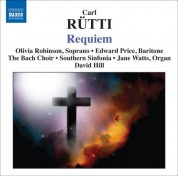 Bach Choir: Rutti, C.: Requiem - CD