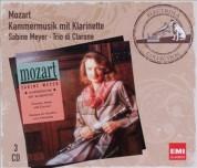 Sabine Meyer: Mozart: Kammermusik mit Klarinette - CD
