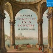 Il Rossignolo ensemble: Handel: Complete Solo Sonatas - CD