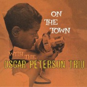 Oscar Peterson: On The Town - CD