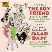 Wilson: Boy Friend (The) (Orginal London Cast) / Slade: Salad Days (Original London Cast) (1954) - CD